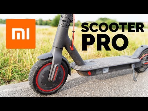 Xiaomi Mi Scooter Pro ⚡ česká Recenze