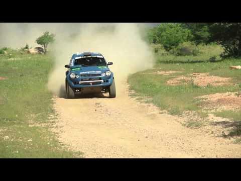 Resumo Gunter Hinkelmann/Vinícius Castro no Rally RN 1500 2016