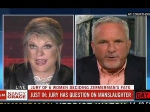 Nancy Grace Explodes At Zimmerman Friend: Are You Gonna Pull A Ouija Board Out Of Your Pants?!