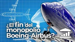 CHINA y JAPÓN: ¿Peligra el MONOPOLIO de AIRBUS y BOEING? - VisualPolitik