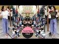 Sarojini Nagar Market Shopping Haul || Every Girl's Favourite || ₹20/30/50