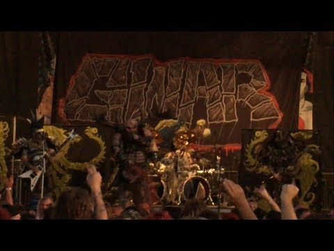 """GWAR - """"Fuck This Place"""" (Live) Vans Warped Tour Chicago, IL 7/22/2017"""