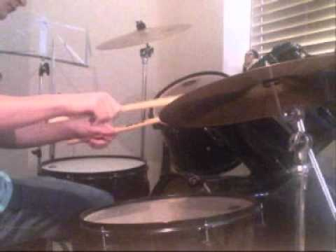 Rockstar Dappy drum cover