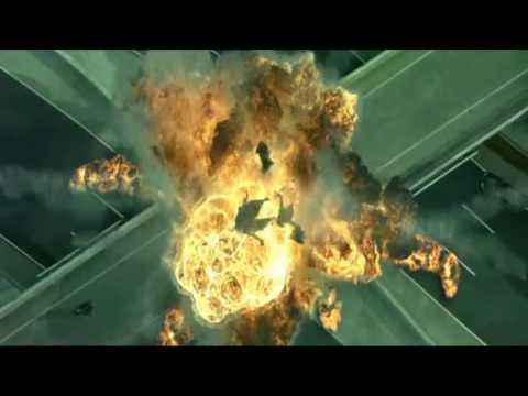 Matrix Reloaded Highway Chase Mashup (Music Video)