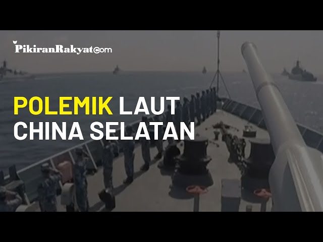 Tiongkok Dituduh Ganggu Tetangga di Laut China Selatan, AS Kerahkan Kapal Perang