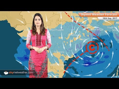 Weather Forecast for Sep 18: Moderate rain in Mumbai, Kolkata, Hyderabad; Delhi to remain dry