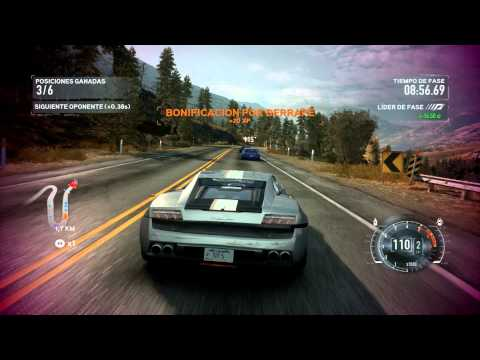 NFS The Run Extreme Mode, Thrust from the police helps me!