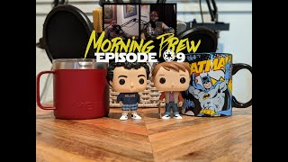 Morning Brew Podcast - Episode 9 - Hot Rods, Classic cars, Tech World vs Outdoor Life and more