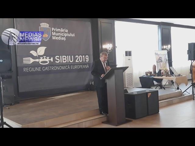 Gheorghe Aldea - Camera de comert si industrie Sibiu