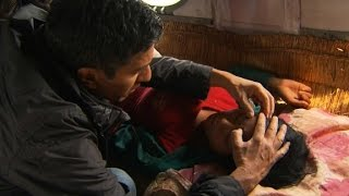 Dramatic rescue and aid operation in Nepal