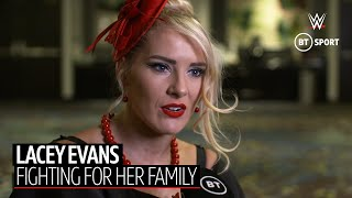 Lacey Evans at her very best! She's fighting for her family and setting an example