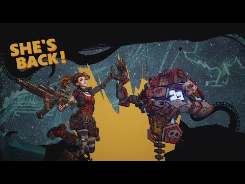 Quick Look at Guns, Love, and Tentacles (Borderlands 3 DLC) [On Stream] |