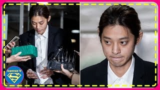 Jung Joon Young Came to the Court as a Suspect for the First Time, Admitted All of His Crimes,...