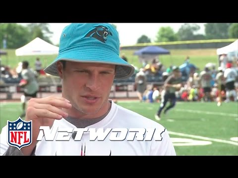 Luke Kuechly: Moving Past Loss of Josh Norman & Super Bowl 50  | NFL Network
