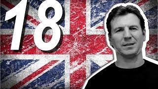 Английский урок №18 - Past Continuous Tense