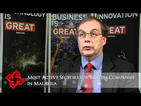 Executive Focus: Simon Featherstone, High Commissioner, British High Commission Kuala Lumpur