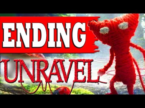 "UNRAVEL: ENDING FINAL LEVEL: Last Leaf Walkthrough ""Unravel Game All Endings"""