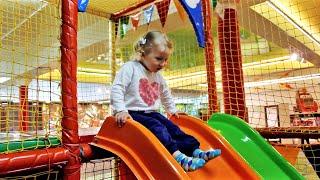 ВЛОГ Детский развлекательный центр Веселка Развлечения для детей - Kids Indoor Playground VLOG(Это полное видео к предыдущему, где мы посетили детский развлекательный центр