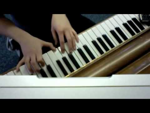 There, There Katie Jack's Mannequin Piano Tribute