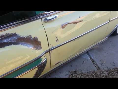 1954 chevy Belair for sale