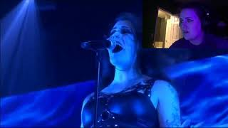 Reaction! Nightwish - The Poet and the Pendulum (Live at Wembley)