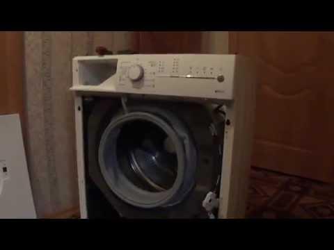 Ремонт стиральных машин на дому в СПб