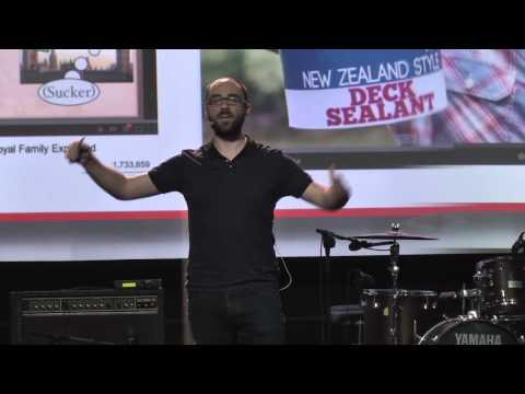 Michael Stevens- How to Build Fans, Not just Audiences