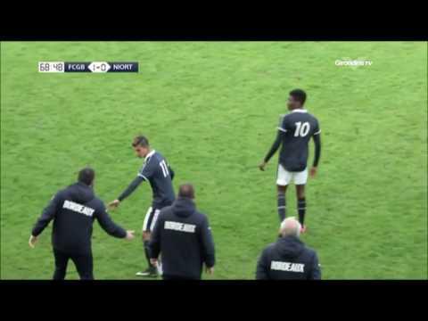 Bordeaux-Niort (CFA2 2016-2017)