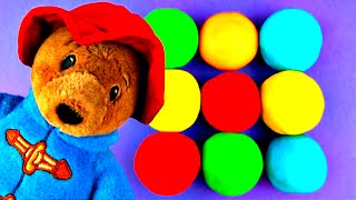 Play-Doh Surprise Eggs with Paddington Bear Mickey Mouse Lalaloopsy Thomas the Tank Engine FluffyJet