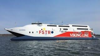 Pikatie Tallinnaan – Viking Faster, FSTR 10.4.–22.10.2017