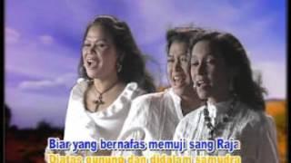 BERSYUKURLAH-Gloria Trio