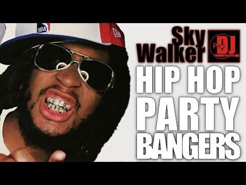 Hip Hop Party Bangers #2 | Best Black Music Club Songs | DJ SkyWalker
