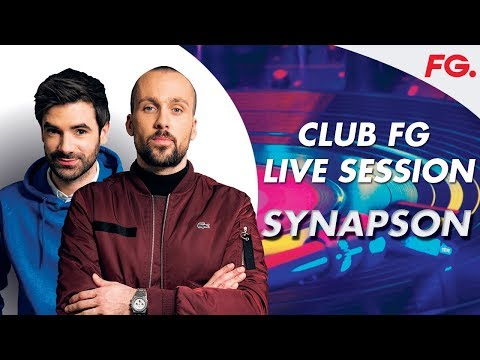 SYNAPSON | CLUB FG LIVE DJ MIX | 'Build Me Up'