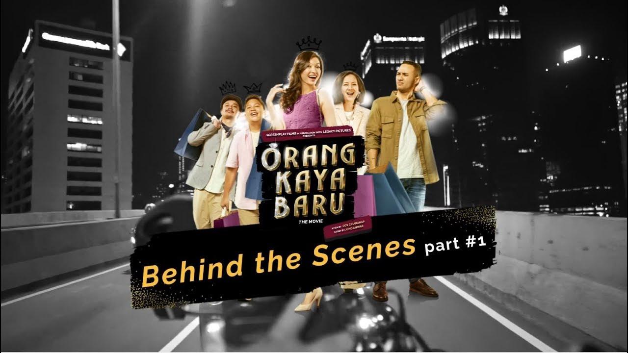 Download BEHIND THE SCENE part 1 - Orang Kaya Baru