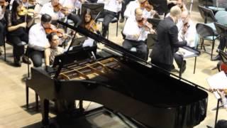variaciones sinfonicas de Cesar Franck- OSER-LUCRECIA MAURO