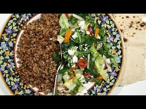 Հնդկաձավարով Փլավ  Cooked Buckwheat Recipe  Heghineh Cooking Show in Armenian