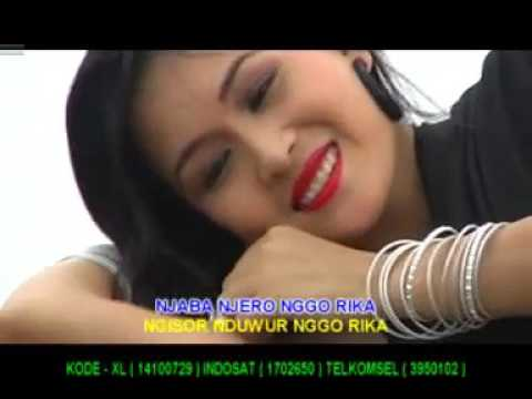 Nggo Rika (for you) - INA MALINI - antique song, funny song