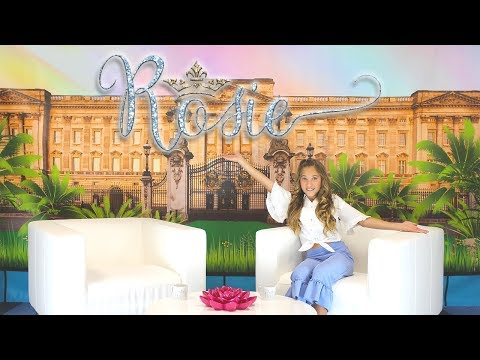 THE ROSIE SHOW - Royal Wedding #Pilot - MY FIRST SHOW!