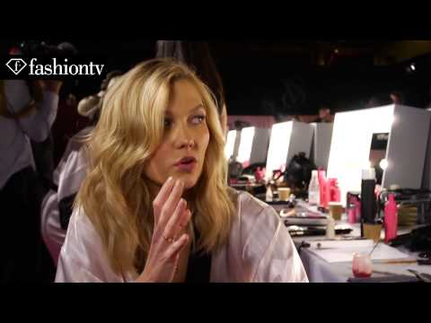 Victoria's Secret Fashion Show 2014 2015 Backstage Interviews With The Angels   FashionTV