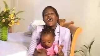 Betty Namaganda - Ansanyusiza Mukama - music Video