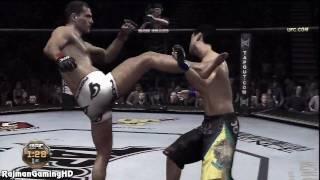 UFC Undisputed 2010 'Shogun vs Machida [PS3 Demo]' TRUE-HD QUALITY