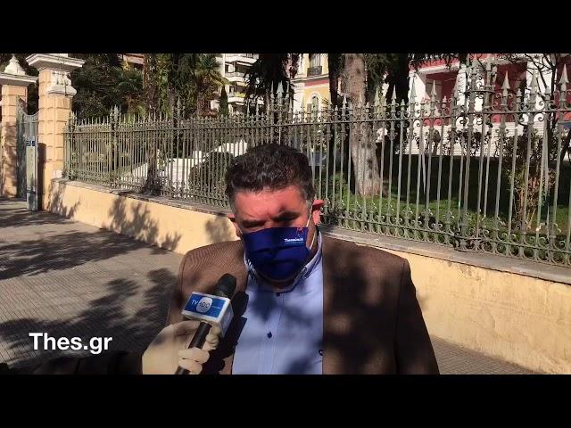 Κλήμης Λεοντιάδης, Πρόεδρος ιδιοκτητών ΤΑΞΙ Θεσσαλονίκης