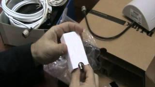 RFID-cчитыватель PR-G07 для дальней идентификации Parsec