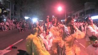 Cumbiamba Club Campestre 2012 Barranquilla - Andrea jaramillo reina del carnaval