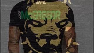 UFC -футболки -Conor McGregor, Jon Jones, Nate Diaz , Khabib Nurmagomedov -Mens T-Shirts(, 2016-05-24T09:30:00.000Z)