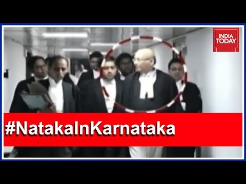 Inside Details Of Supreme Court Hearing Over Congress Plea Against BSY Oath-Taking