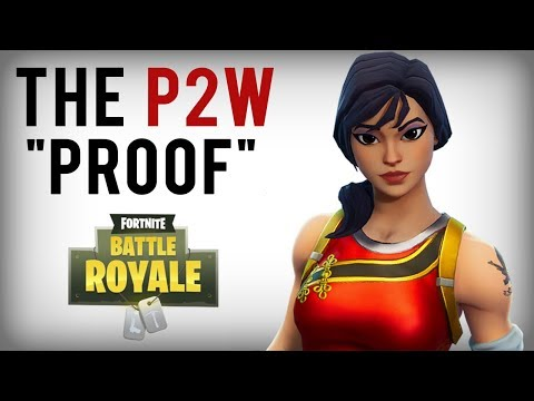 "People Claim This ""Proof"" Means Fortnite Is Pay To Win..."