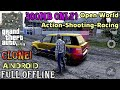 (300mb) FULL OFFLINE best game For Android | GTA5 clone | ACTION/SHOOTING/RACING/OPEN WORLD |