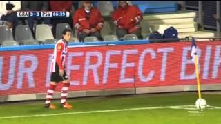 PSV-De Graafschap 6-3 samenvatting 31.10.2015