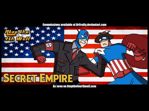 Secret Empire, Part 2 - Atop The Fourth Wall